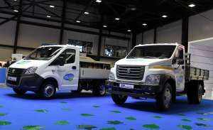 GAZelle Next and GAZon Next CNG Euro-5 Vehicles