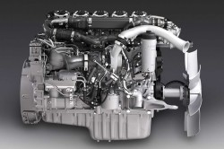 Scania 9-litre Euro 6 gas engine (280 and 340 hp)